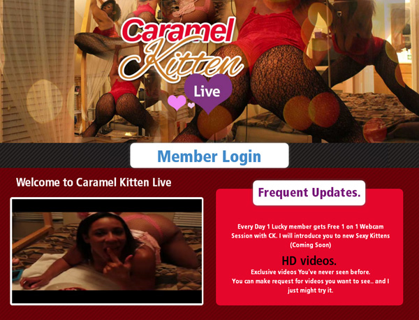Caramelkittenlive.com Offer